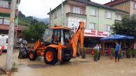 Çaydeğirmeni'nde ev ve işyerleri sulara gömüldü…