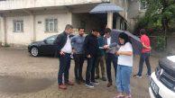 Kilimli'de hastane yeri için arayış başladı…
